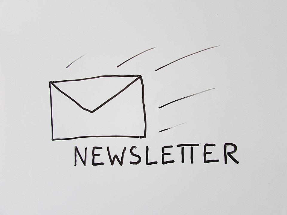 Oggi parliamo di…Come creare una newsletter efficace!