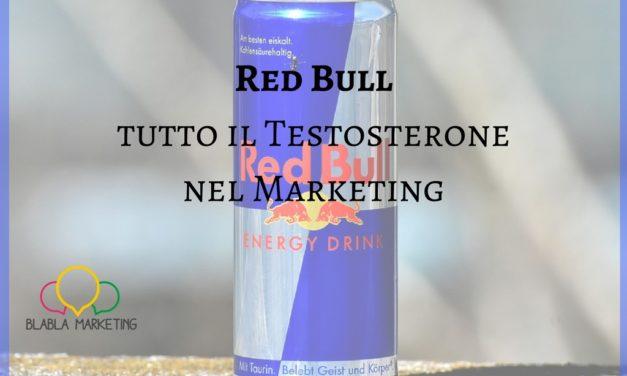 Red Bull: il testosterone del marketing
