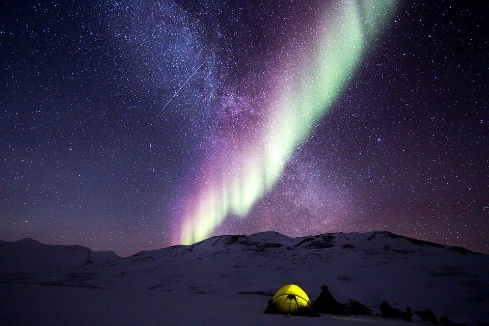 Quando si trascorre una vacanza al Polo Nord