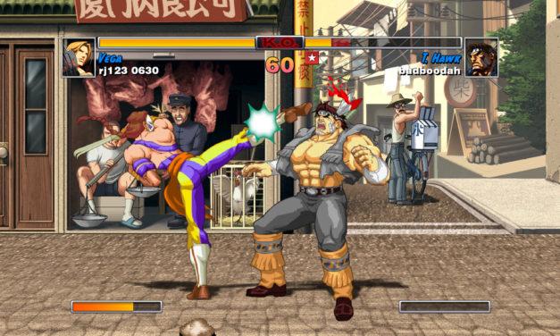 Street Fighter ed il linguaggio dei videogiochi