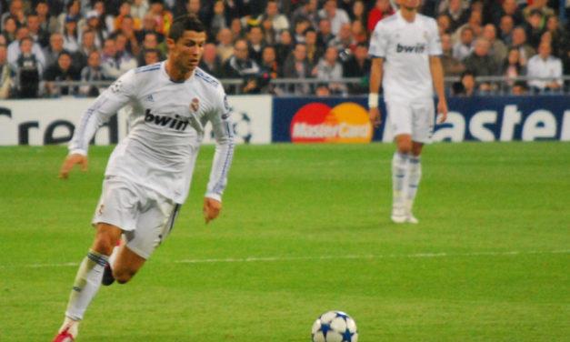 Non solo calcio ma marketing sportivo: CR7 e soci