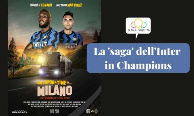 La 'saga' dell'Inter  in Champions