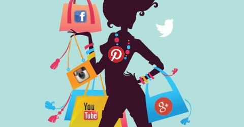 Social network e mondo della moda