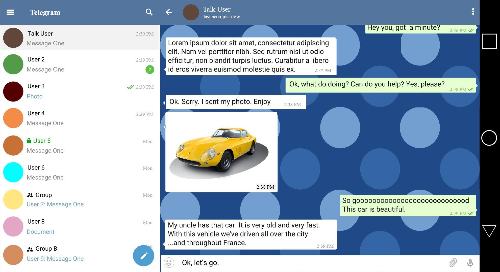 Telegram per il marketing, risorsa preziosa