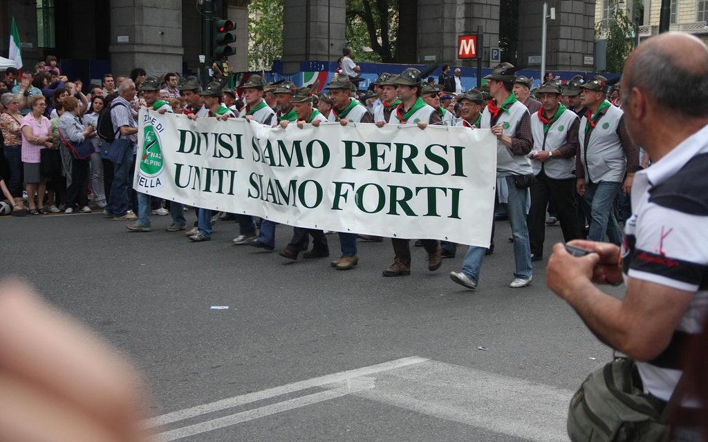 Alla scoperta di Trento con l'Adunata degli Alpini