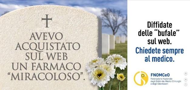 La campagna dei medici italiani contro le bufale sul web